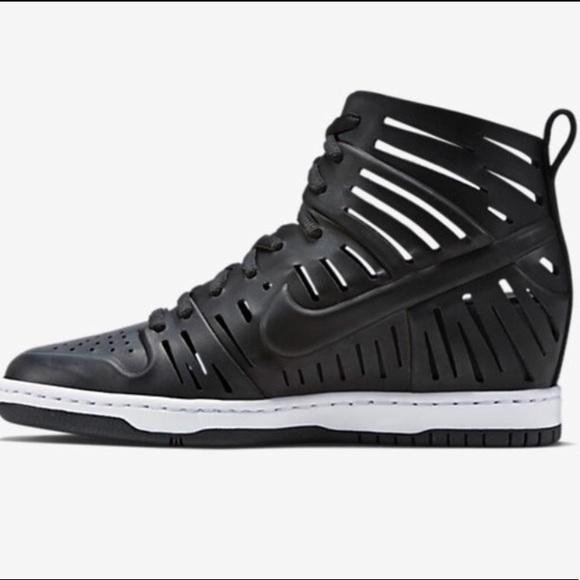 37664917366 Nike Dunk Sky Hi Joli 2.0 Wedge Shoes Sz 7. M 5be3625d03087c0059ef4fd1